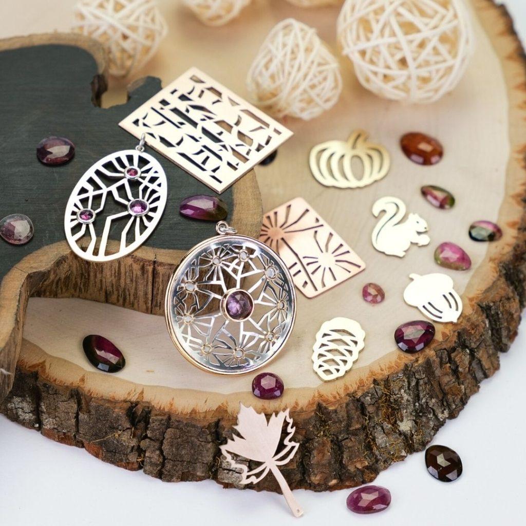 Jewellery making practice